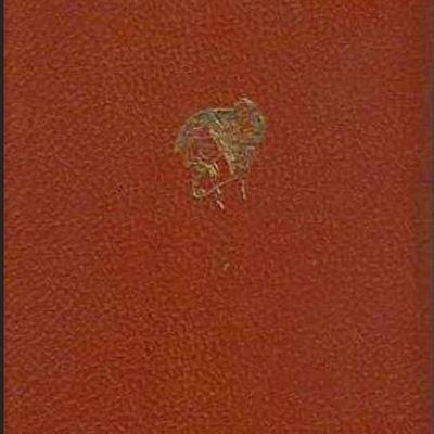 Cover of the Editorial Lorenzana edition: Barcelona, 1965