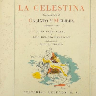Cover of the Editorial Leyenda edition: Mexico, 1947
