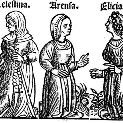 Illustration from act VII from the Toledo edition (1526)