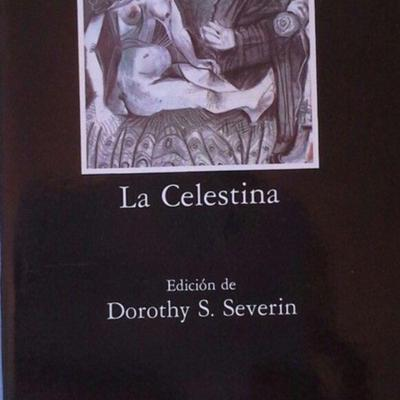 Cover of the Cátedra edition: Madrid, 1991