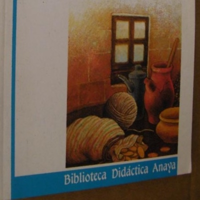 Cover of the Anaya edition: Madrid, 1986
