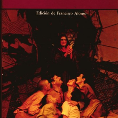 Cover of the Burdeos edition: Madrid, 1987