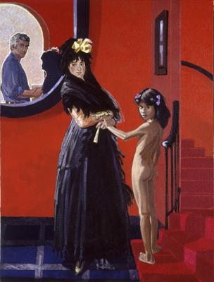 La Celestina (Goya), by Braun-Vega (2000, c.)