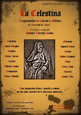 Representación del Karpas Teatro, Madrid, 2014