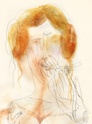 Lucrecia, by Acedo (2010 c.)