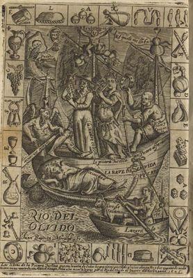 Mother Celestina in La pícara Justina, by Ubeda (1605)