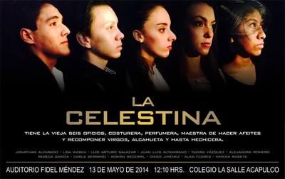 Representación del Auditorio Fidel Méndez, Acapulco, 2014