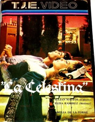Cover of VHS tape with Ardavín´s 1969 version, 1980 c.