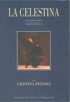 Cover of booklet of Pezzoli's Celestina (1999)
