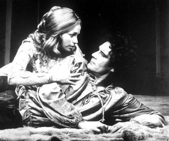 Representation in the Teatro del Ángel, Santiago, by Meza (1972)