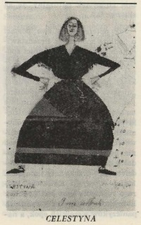 Representación del Teatr  Stefana Jaracza, Olsztyn-Elbląg, Polonia, de Żuchniewski (1964)