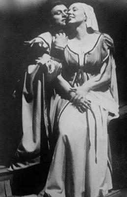 Representación del Teatro Comunali di Firenze, Italia, de Testi (1963)