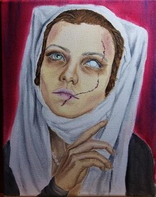Celestina, by Bradipsiquia (sic) (2013)